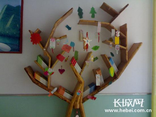 幼儿园阅览室布置图片