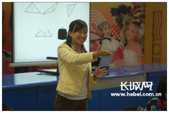 [基层日记]高俊玲:让数学音符在孩子心中舞蹈