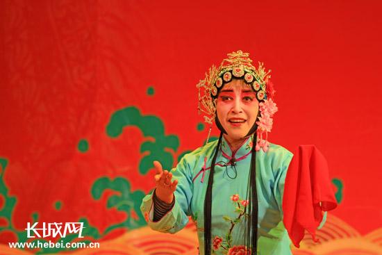 家乡戏剧_赵万博想为家乡戏剧事业发展做点事图