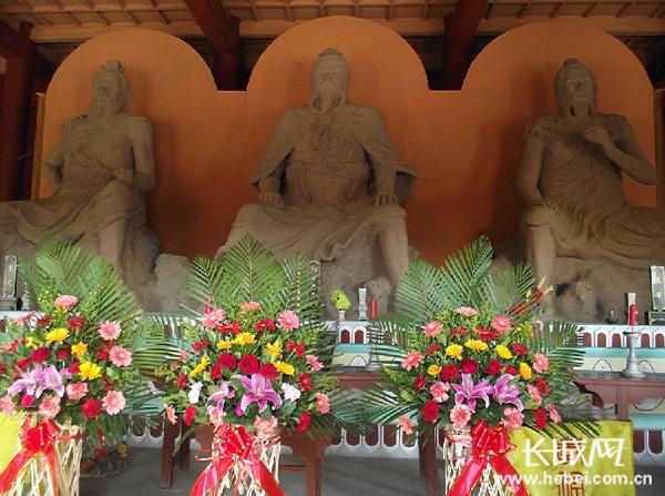 """龙魂寄希望 涿鹿龙文化节在""""三祖圣地""""举行"""