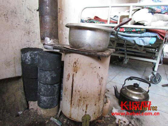 [走基层]农村煤气中毒时发生 取暖问题引关注
