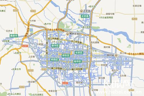 SOSO街景地图发布八月版本 石家庄正式上线