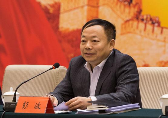 国家互联网信息办公室副主任彭波出席会议并讲话