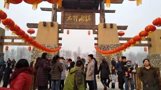 2017春节假日河北共接待游客948.1万 揽金54.3亿
