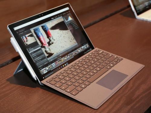 最佳2合1利器:微软Surface Pro4