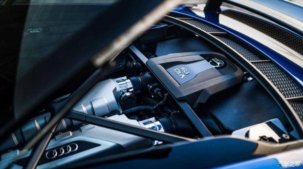 1250马力加速怪兽 奥迪R8 V10疯狂改装