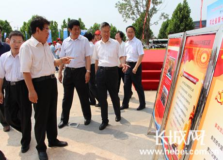 河北省第11届社会科学普及周活动在沧州启动