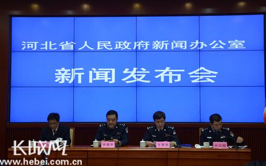 """河北警方拔除地域性职业犯罪""""钉子""""取得显著成效"""