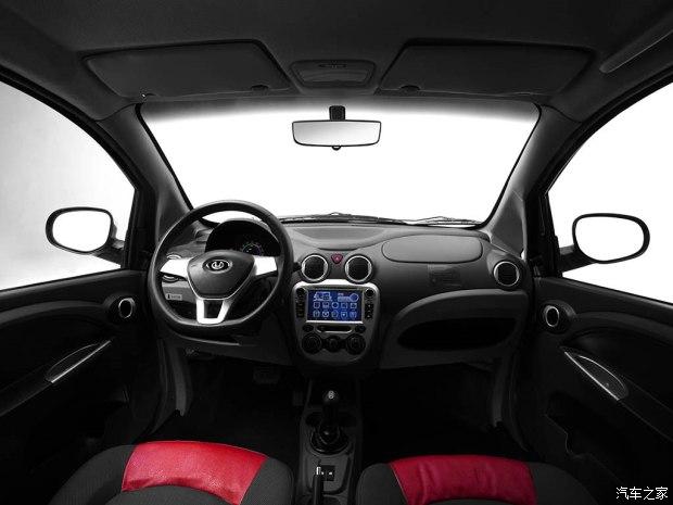 3月上市/续航155km 华泰EV160官图发布