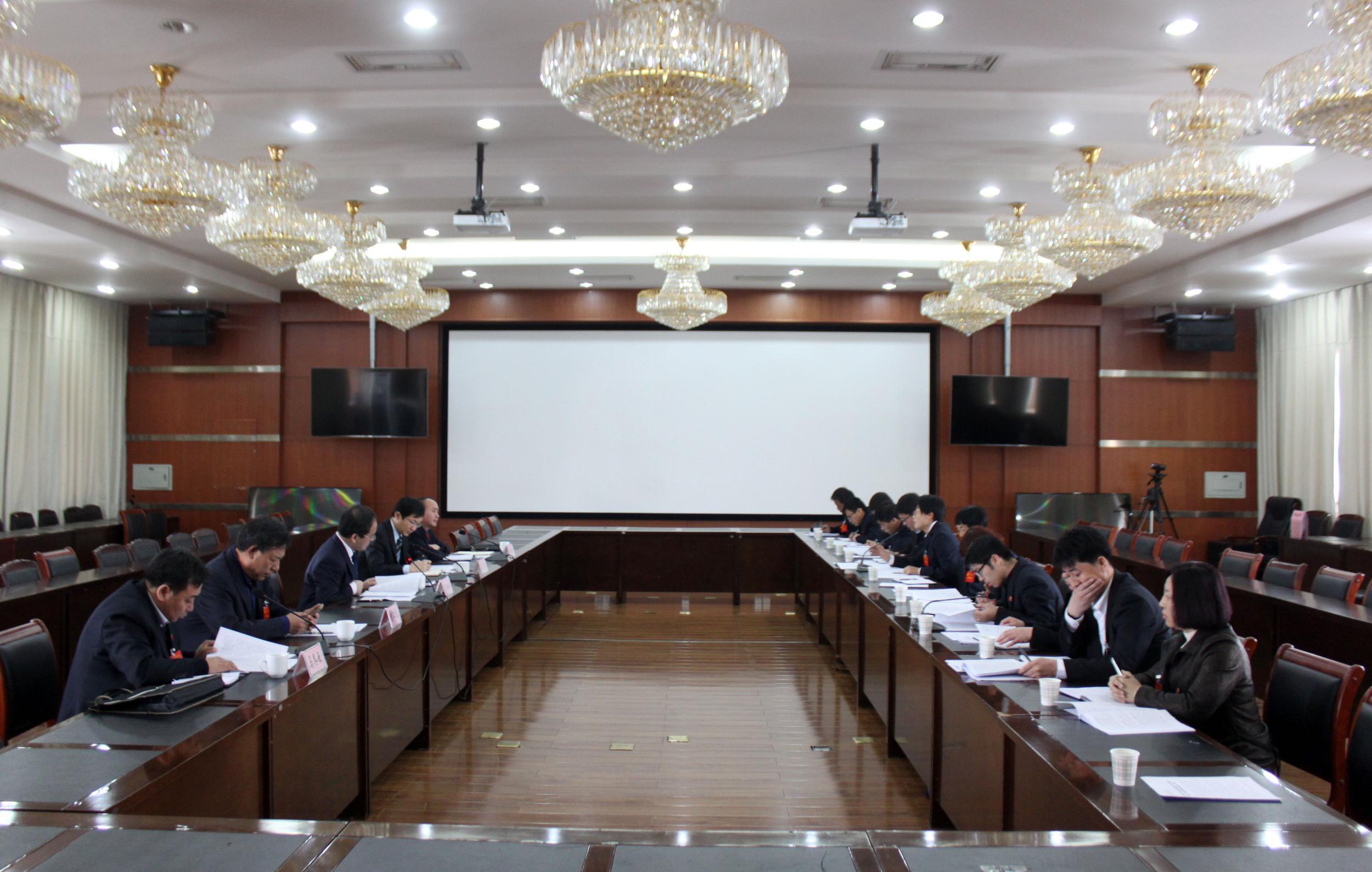 中国共产党张北县第十一次代表大会胜利闭幕