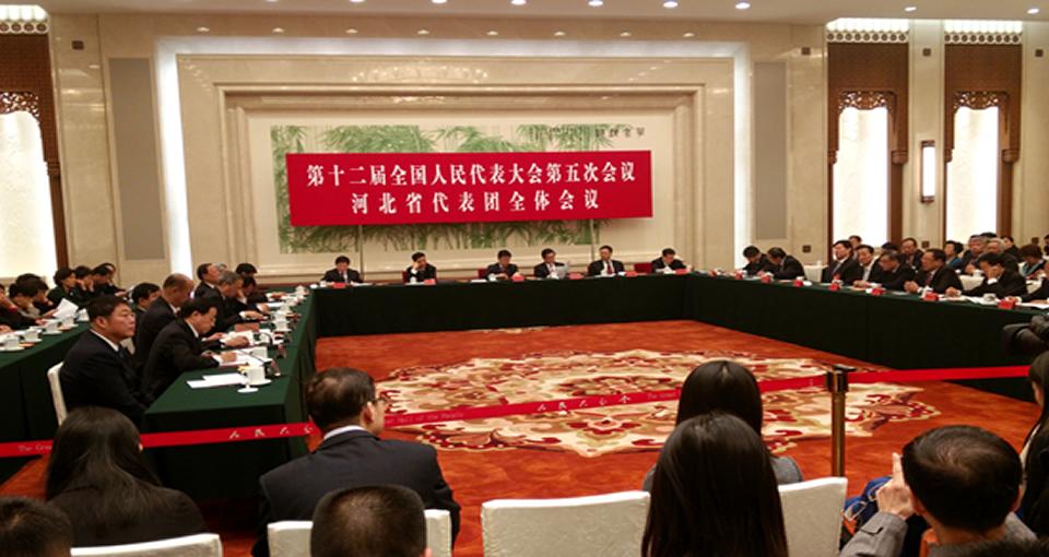 河北代表团媒体开放日活动3月7日举行