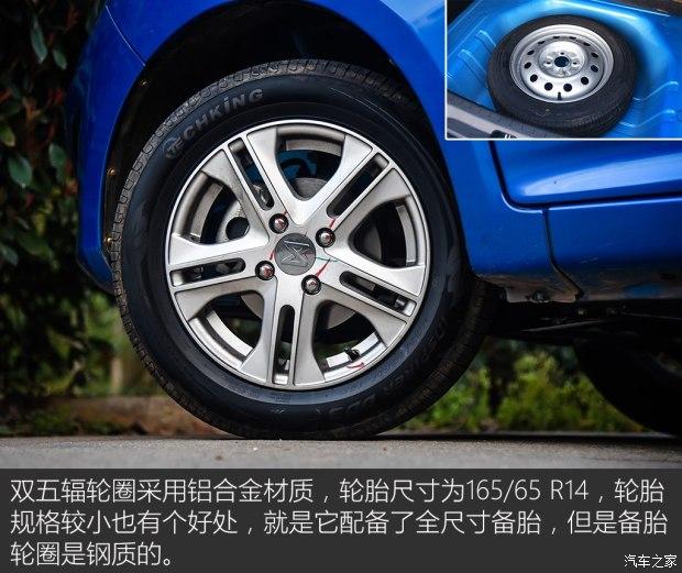 江铃集团新能源 江铃E160 2017款 舒适型