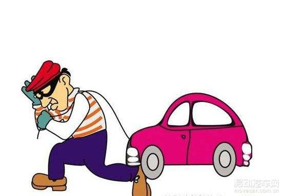 司机见到交警弃车而逃 原来车是盗抢车