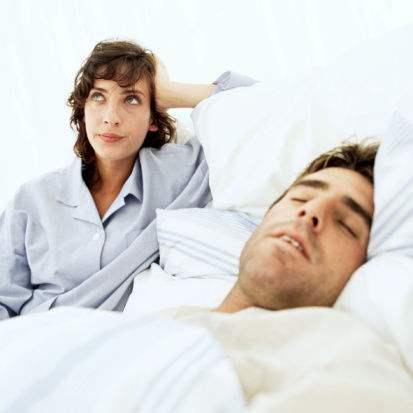打鼾并不代表睡的香 打呼噜是疾病的潜在信号