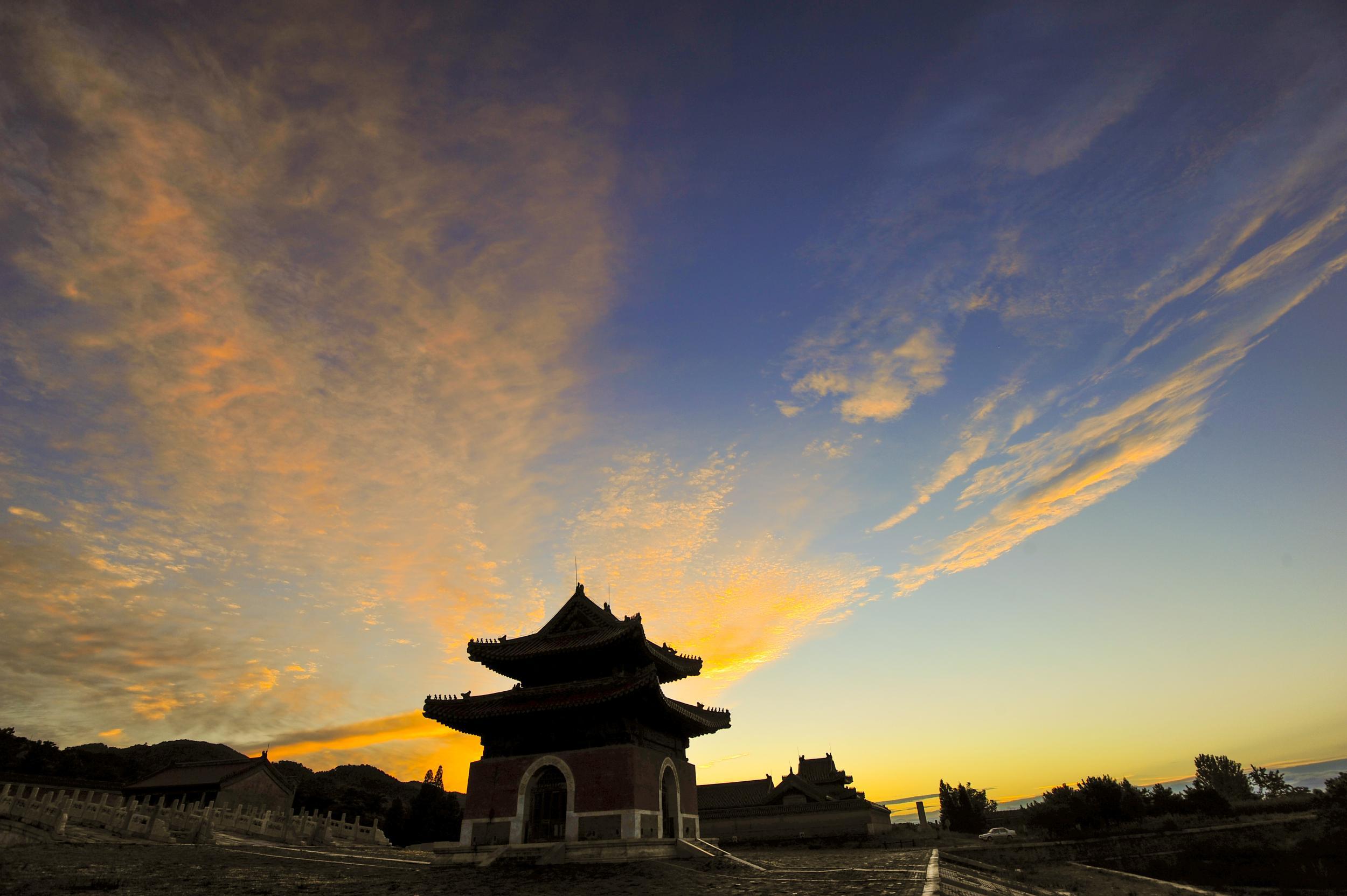 唐山清东陵景区