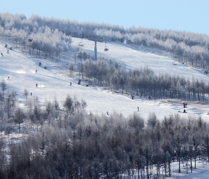 张家口崇礼滑雪度假区