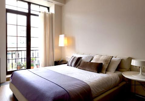 温婉柔和的小公寓 适合一个人过日子