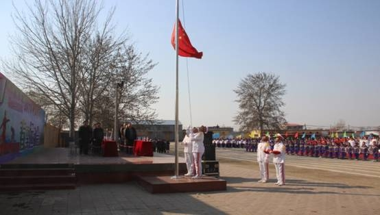 昌黎县各学区 学校积极举办2017年春季运动会图片