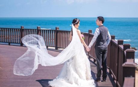 三亚婚纱照摄影前十名排行榜,海南高品质工作室哪家好