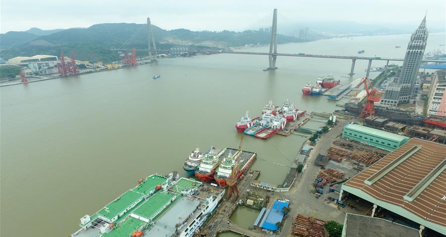 """中国-东盟海产品交易所助力""""一带一路""""渔业互利共荣"""