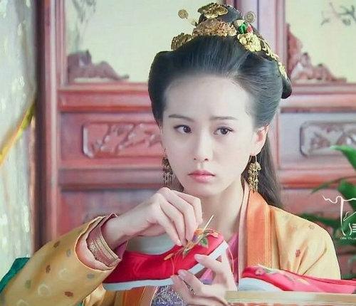 让你惊为天人的古装 刘亦菲一哭心碎了一地