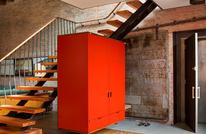 建筑改造之纽约时尚loft公寓