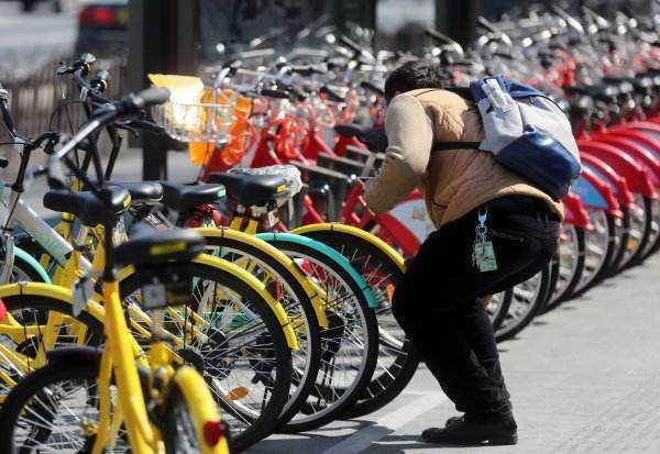 新政来袭 共享单车谁是赢家