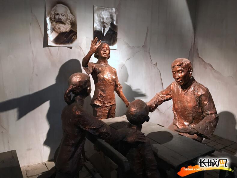 [网聚美好安徽]采访团赴金寨 了解红色革命历史