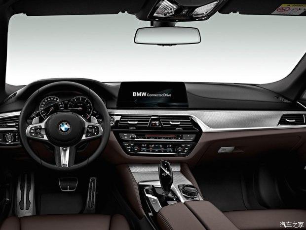 达400马力 全新M550d xDrive旅行版官图