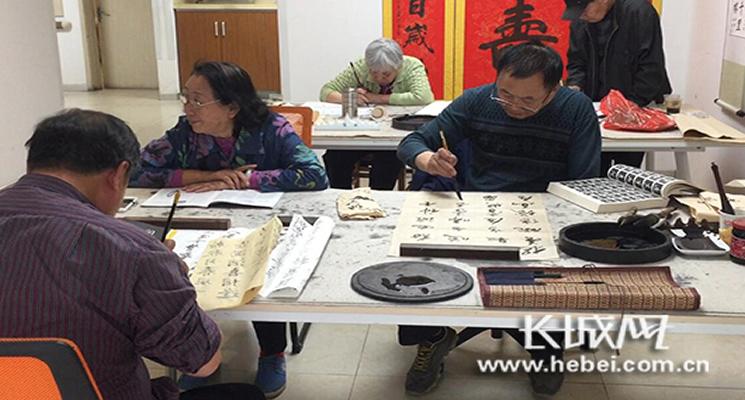 石家庄市新华区:开展为老服务暖心工程