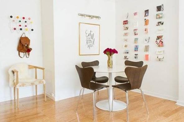 开放设计好宽敞 轻盈活泼小户型公寓