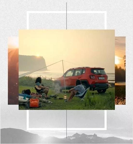 跟全新Jeep自由侠去寻找诗和远方