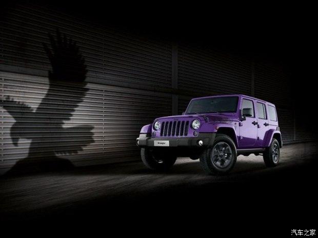 限量66台 Jeep牧马人特别版官图发布