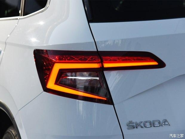 2018年国产上市 斯柯达KAROQ全球首发