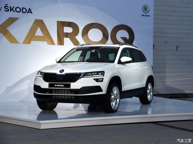 高性能紧凑型SUV 斯柯达或推KAROQ RS