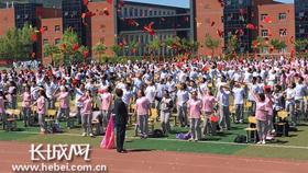 共青团承德市委组织全市1.2万学生开展成人礼活动