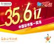 大乐透派奖再送8注头奖 奖池35.65亿元