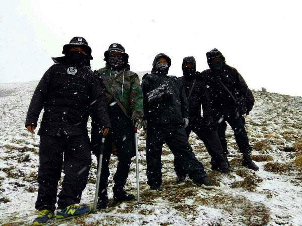 """特警达加:雪域高原上的""""忠诚卫士"""""""