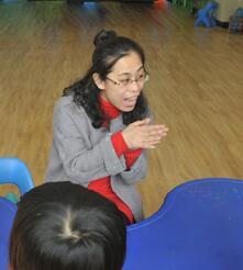 秦皇岛特教学校 刘丽芳