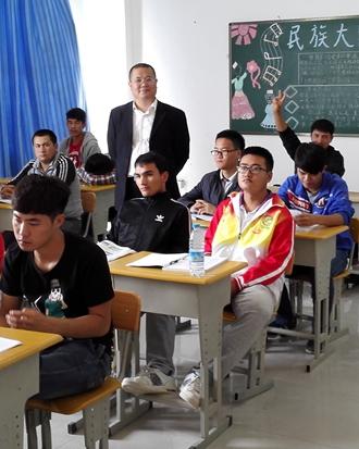 邢台职业技术学院 刘学明