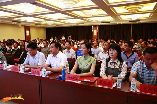 中国柏乡一带一路集邮文化诗歌朗诵会精彩举