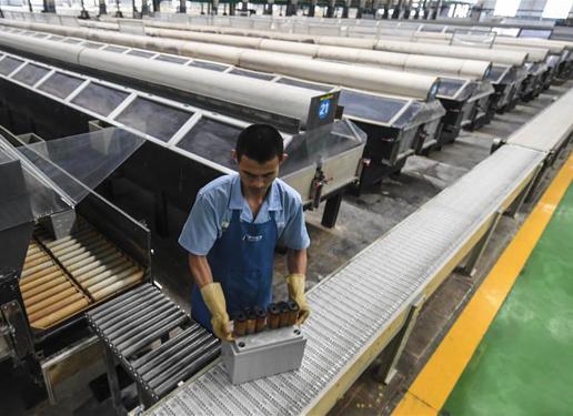 河北故城:科技创新促蓄电池产业转型发展