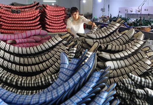 宣化:劳动密集型企业助力农村精准脱贫