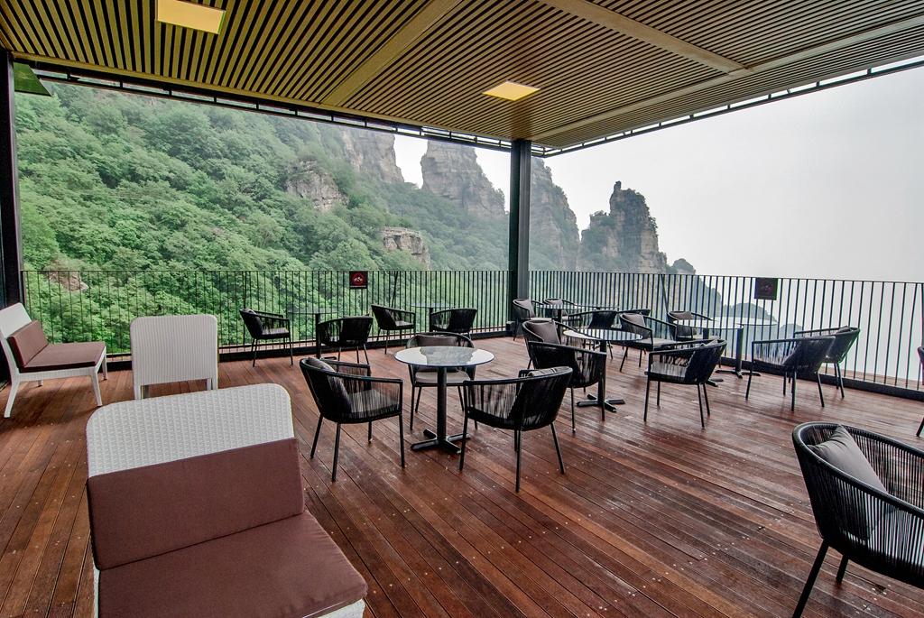 京郊21℃的亲子避暑,白石山真的很休闲!