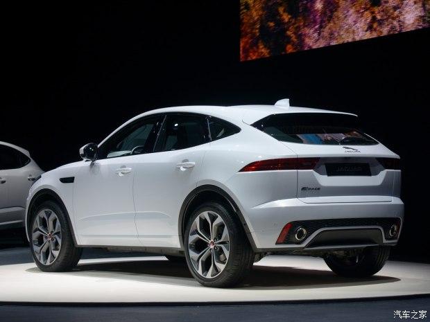 2018年国产/紧凑型SUV 捷豹E-PACE发布