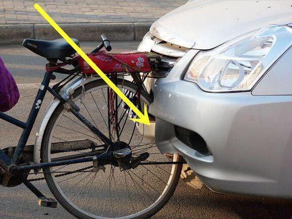 汽车撞到自行车保险怎么赔?