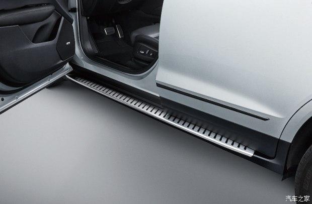 黑与白 凯迪拉克XT5特别版官图发布