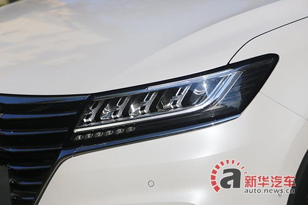 续航超400km 试驾荣威ERX5纯电动SUV