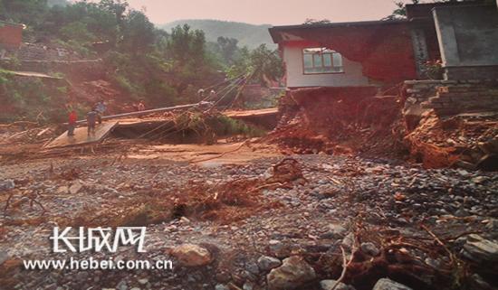 在重建中提升 井陉7·19灾后重建进入攻坚扫尾阶段