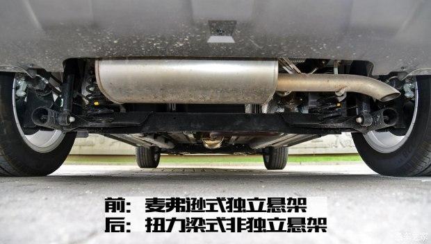 测试海马S5 Young 1.6L手动